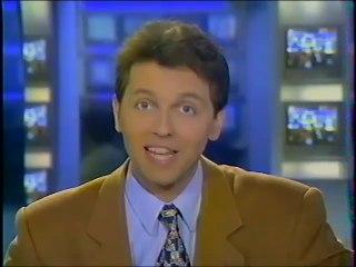 TF1 - 1er Janvier 1997 - Début JT 13H (Thomas Hugues présente ses voeux)