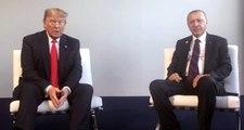 Son dakika: Erdoğan ve Trump NATO Liderler Zirvesi'nde bir araya geldi