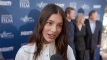 Leonardo DiCaprio's girlfriend Camila Morrone defends couple's 23-year age gap