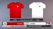 Match Preview: Nimes vs Lyon on 06/12/2019