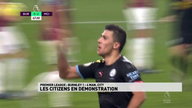 Les Citizens en démonstration