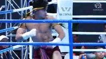PH muay thai wins gold in men's Waikru Mai