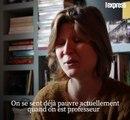 """""""On demande à comprendre qu'on souffre"""" : professeure, elle manifeste le 5 décembre"""