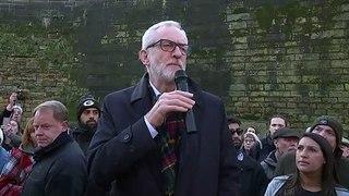 Corbyn: Robin Hood 'has the right idea'