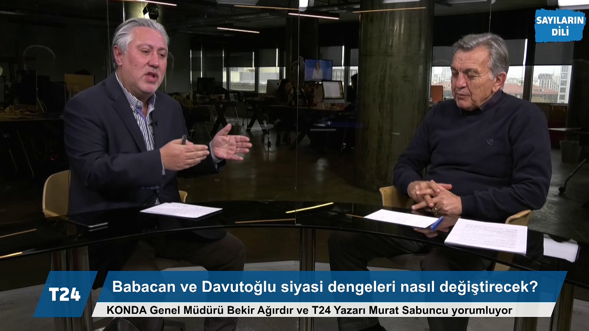 Bekir Ağırdır: Babacan ve Davutoğlu yarım puan da oy alsalar AK Parti'nin canını yakacak