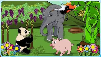 สื่อการเรียนการสอน เพลงเด็กๆ สอนภาษาอังกฤษเรื่อง สี colorป.2ภาษาอังกฤษ