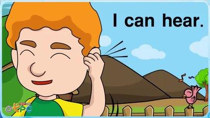 สื่อการเรียนการสอน เพลงภาษาอังกฤษ I can สำหรับสอนเด็กๆ ป.2 ภาษาอังกฤษ
