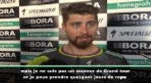 "Giro/Tour de France - Sagan : ""Ce sera très difficile mais on verra..."""