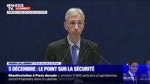 """Le préfet de police de Paris demande à la mairie de Paris de retirer les objets """"utilisés pour en découdre avec les forces de l'ordre"""""""