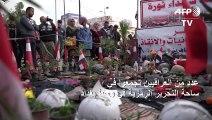 عراقيون يكرمون ضحايا التظاهرات في بغداد