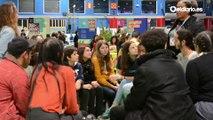 """Los jóvenes de la COP: """"Somos los que vamos a vivir las consecuencias del cambio climático"""""""