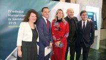 Once iniciativas solidarias son reconocidas por humanizar la sanidad
