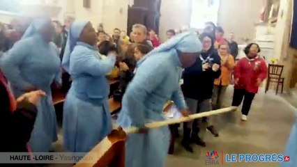 L'arrivée des sœurs de la Providence de Saint-Paul à Yssingeaux