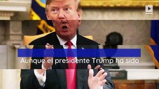 Trump critica a Macron por comentarios sobre la OTAN