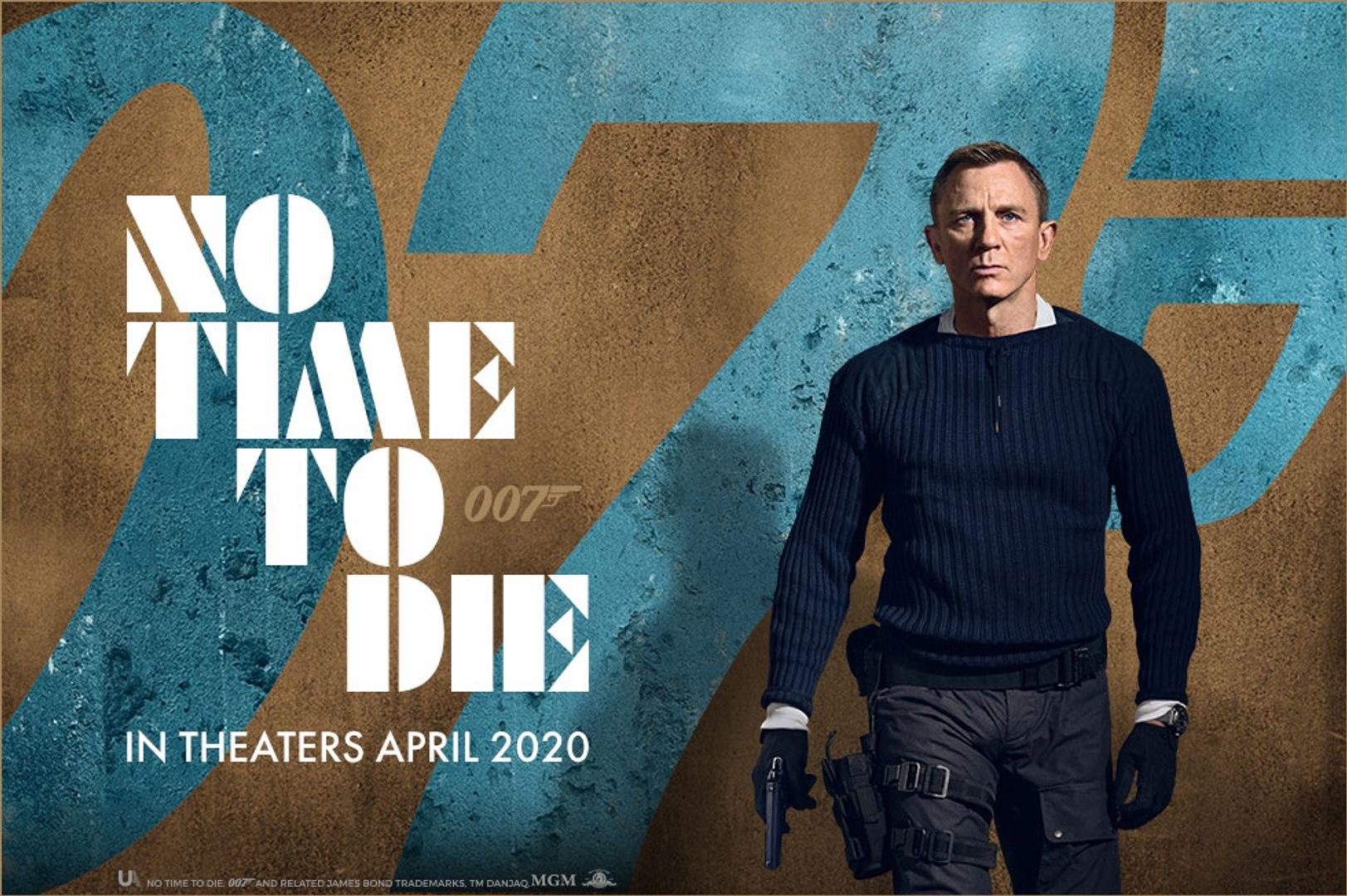 No Time To Die Trailer 2020 Daniel Craig Action Movie