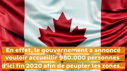 Vous cherchez le job de vos rêves… Partez au Canada