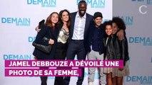 Jamel Debbouze partage une adorable photo de son fils Léon pour ses 11 ans !