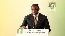Côte d'Ivoire: les décisions du conseil des ministres de ce 04 décembre