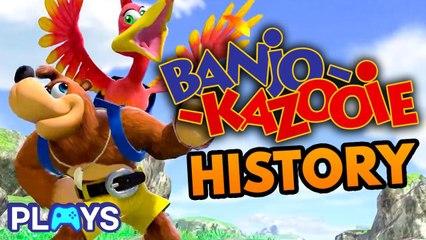 Banjo Kazooie: Complete History | MojoPlays