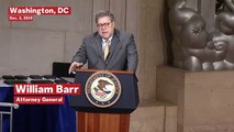 Former Federal Prosecutor, Ethics Director Blast Barr's Warning That Communities Disrespecting Cops Could Lose Police Protection
