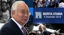 Berita TMI: Najib jelaskan hubungan dengan Jho Low; Najib pertahan duit derma dari Arab Saudi