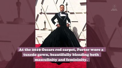 """Billy Porter on the moment that """"changed the trajectory"""" of his life"""