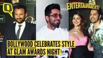 Bollywood Celebrates Style at Filmfare Glamour & Style Awards