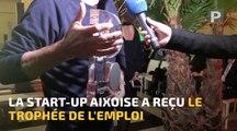 La Minute Innovation : GoJob reçoit le Trophée de l'Emploi de La Provence