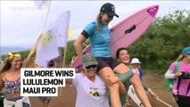 Surf Breaks: December 2, Carissa Moore Takes the Title