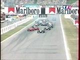 Formule 1 - Grand Prix d'Espagne - départ 1999