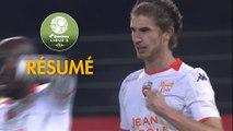 US Orléans - FC Lorient (0-4)  - Résumé - (USO-FCL) / 2019-20