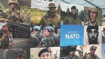 Trudeau announces new contributions to NATO