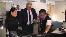 Royaume-Uni : Boris Johnson veut sa taxe Gafa
