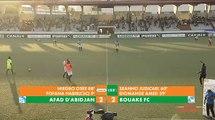 Football | Ligue1Civ : Le résumé du match Afad vs Bouaké fc