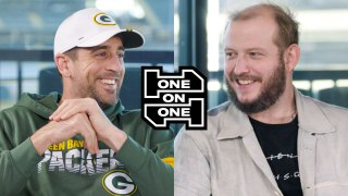 Aaron Rodgers and Bon Iver's Justin Vernon Have an Epic Conversation