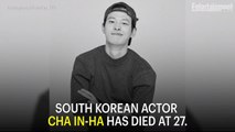 Actor Cha In-ha Found Dead at 27 — the Third Young South Korean Performer to Die in 2 Months