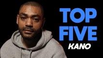 Kano's lists his top five grime instrumentals