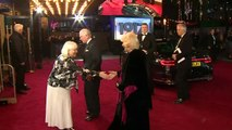 Prince Charles and Camilla attend 1917  film premier
