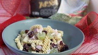 Pasta Navideña saludable  - Recetas para Navidad