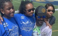 Snoop Dogg Launches Fundraiser for Special Needs Youth Football Division