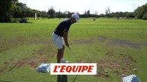 Le tips de Robin Roussel - Golf - Tour européen