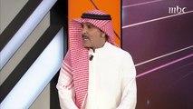 فقرة الأسئلة السريعة بين عبد الله بالخير وطارق العلي
