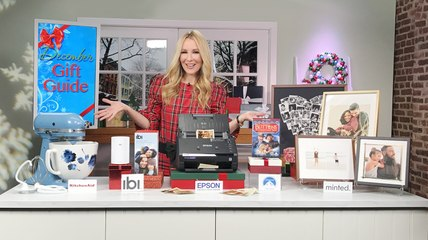 December Gift Guide with Chassie Post