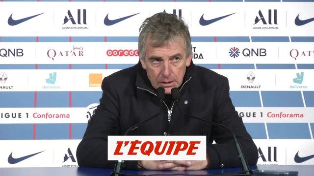 Gourcuff «On n'a pas été ridicules» - Foot - L1 - Nantes