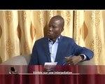 Interview de Maitre Hassan Barry après son arrestation par la SE