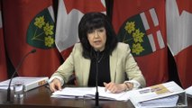 Ontario not on track to achieve emissions reductions targets: auditor