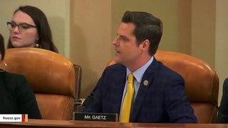 Matt Gaetz Threatens To Impeach Obama