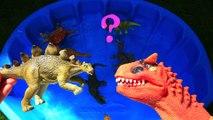 Dinosaurs Learn Names, Jurassic World Dinosaur Educational Video, Dinosaurs Toys for kids