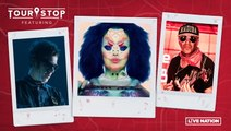 Tour Stop: Liam Gallagher, Bjork, Tom Morello