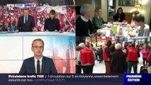 """Grève du 5 décembre: comment le dispositif """"L'Entraide RMC BFM"""" fonctionne-t-il ? - 04/12"""
